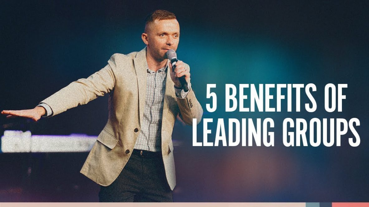 5 Benefits of Leading Groups