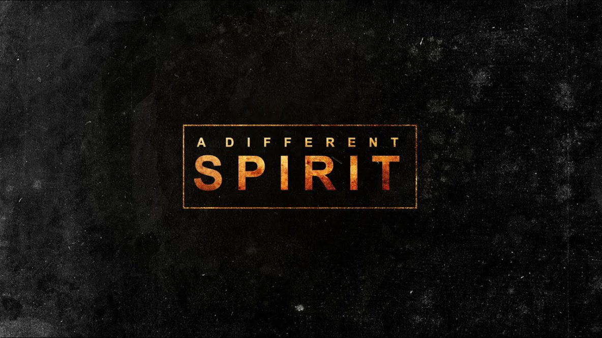 A Different Spirit