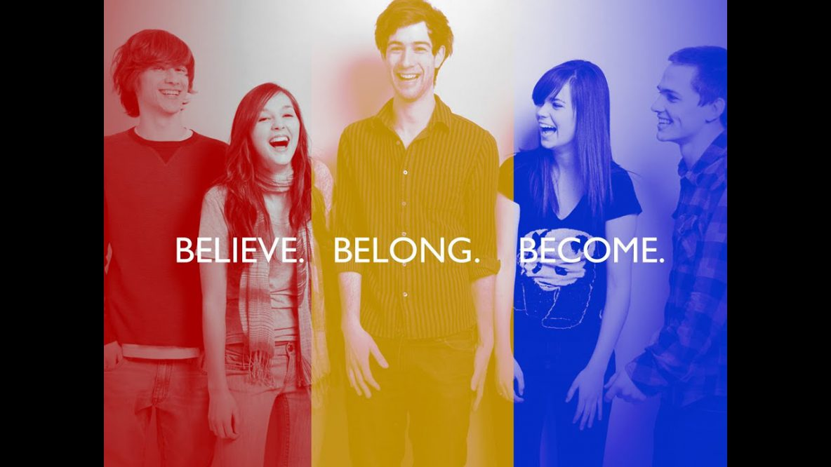 Believe, Belong, and Become
