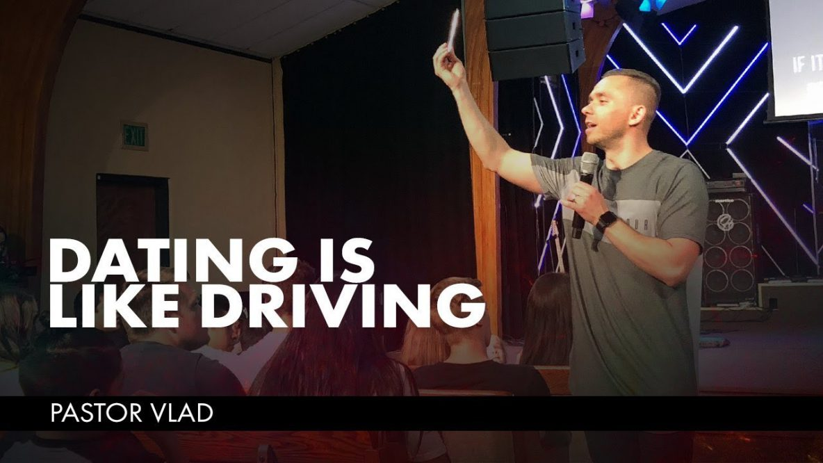 Dating is like Driving