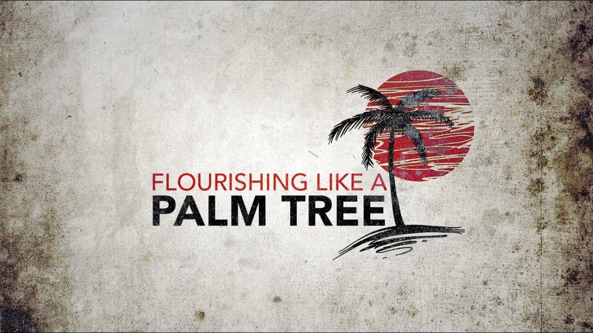 Flourishing Like a Palm Tree