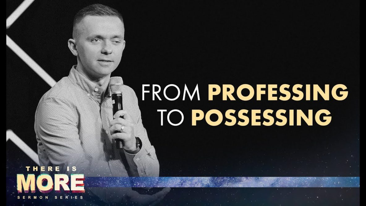 From Professing to Possessing