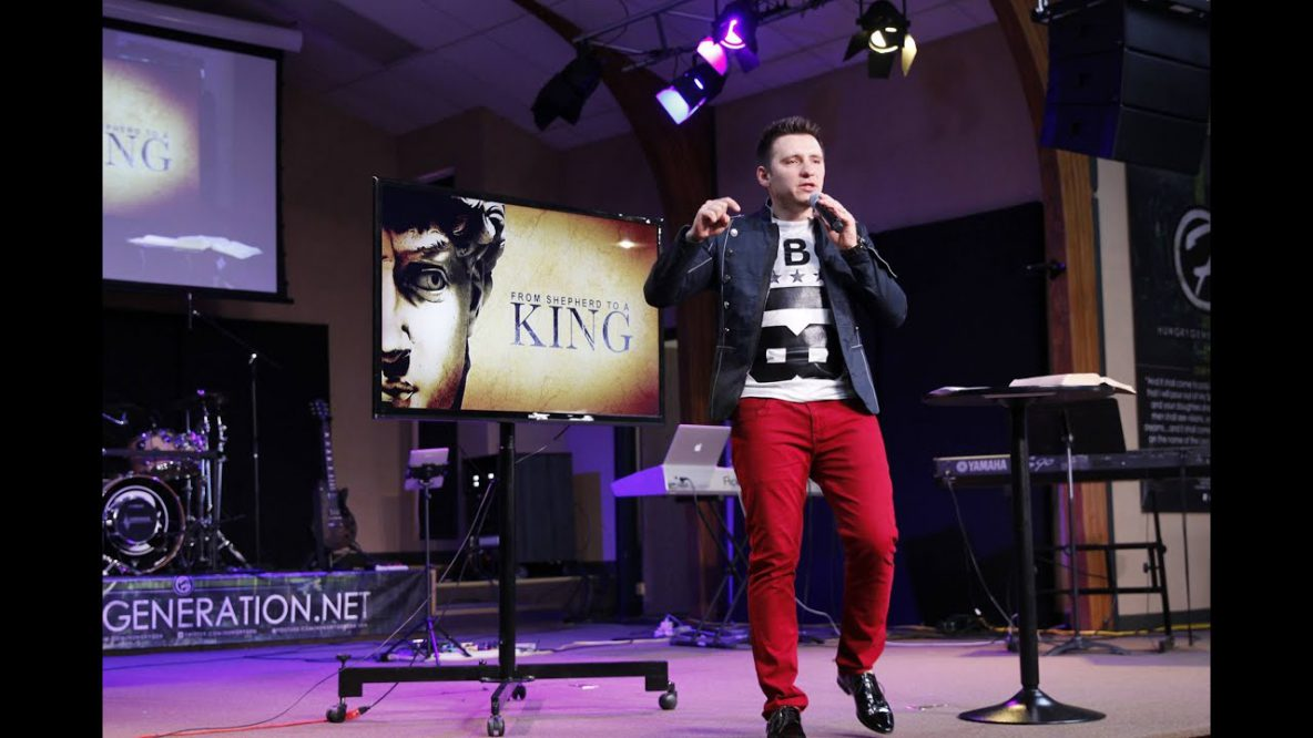 From Shepherd to a King