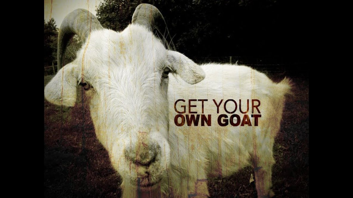 Get Your Own Goat Part 2