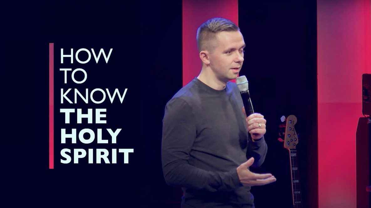 How to Know the Holy Spirit