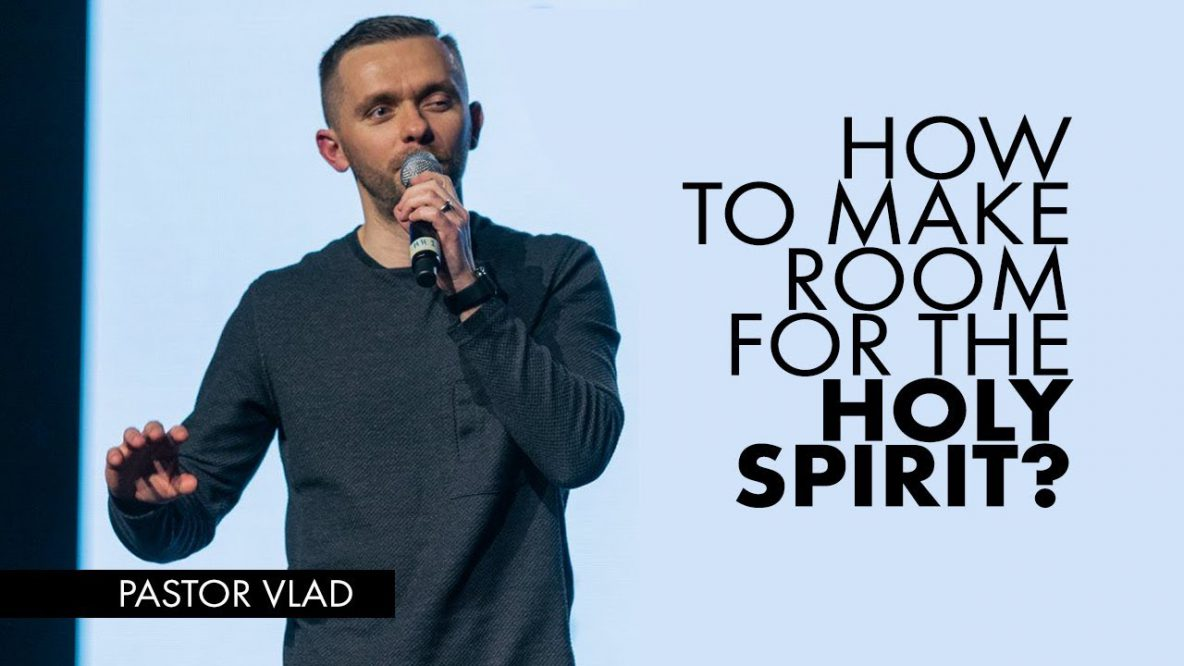 How to Make Room for the Holy Spirit