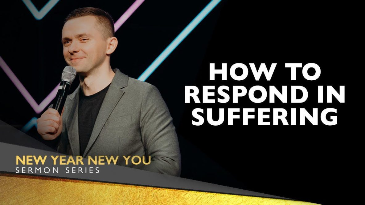 How to Respond in Suffering?