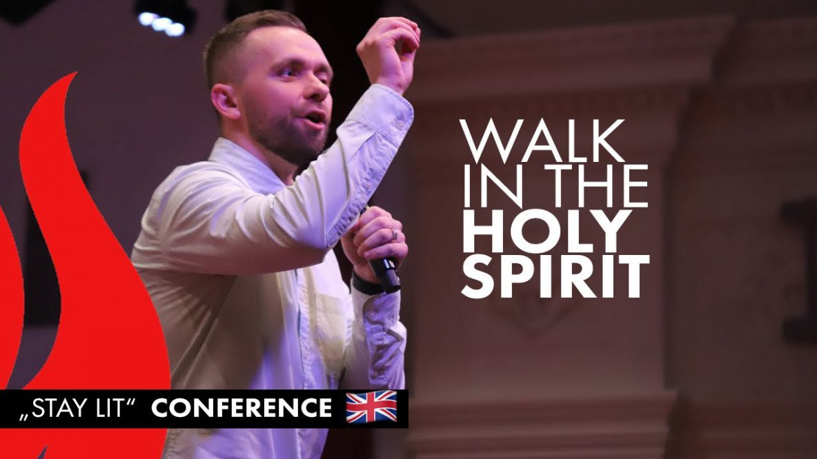 How to Walk in the Holy Spirit