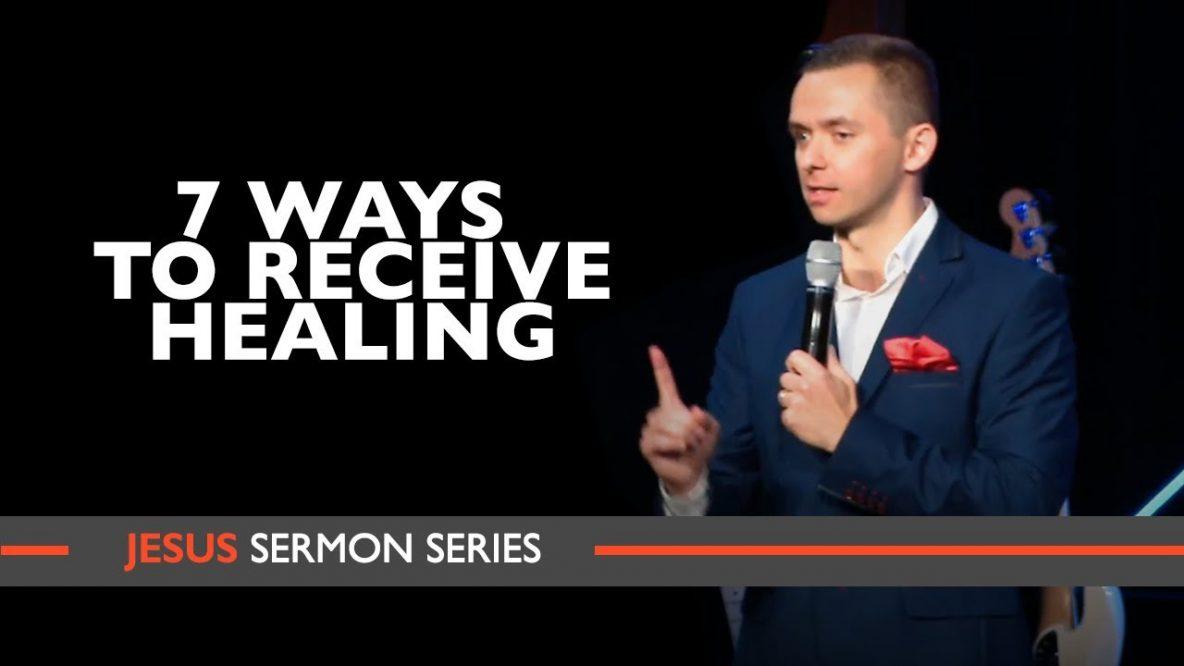 Jesus is the Healer