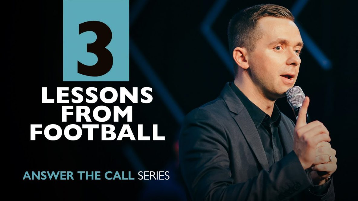 Lessons from Football