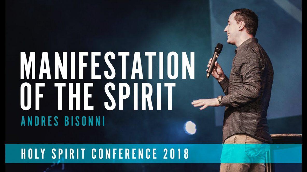 Manifestation of the Spirit