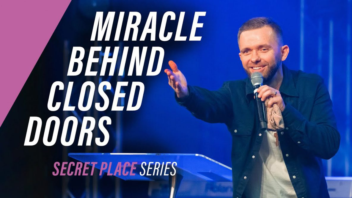 Miracle Behind Closed Doors