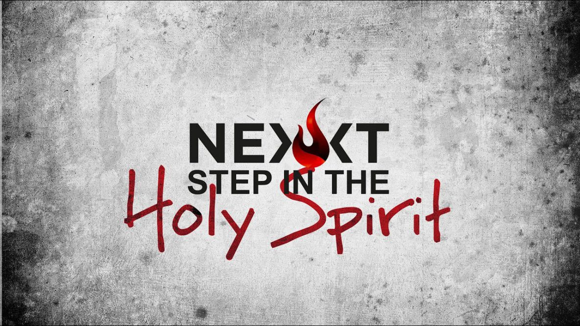 Next Step with the Holy Spirit