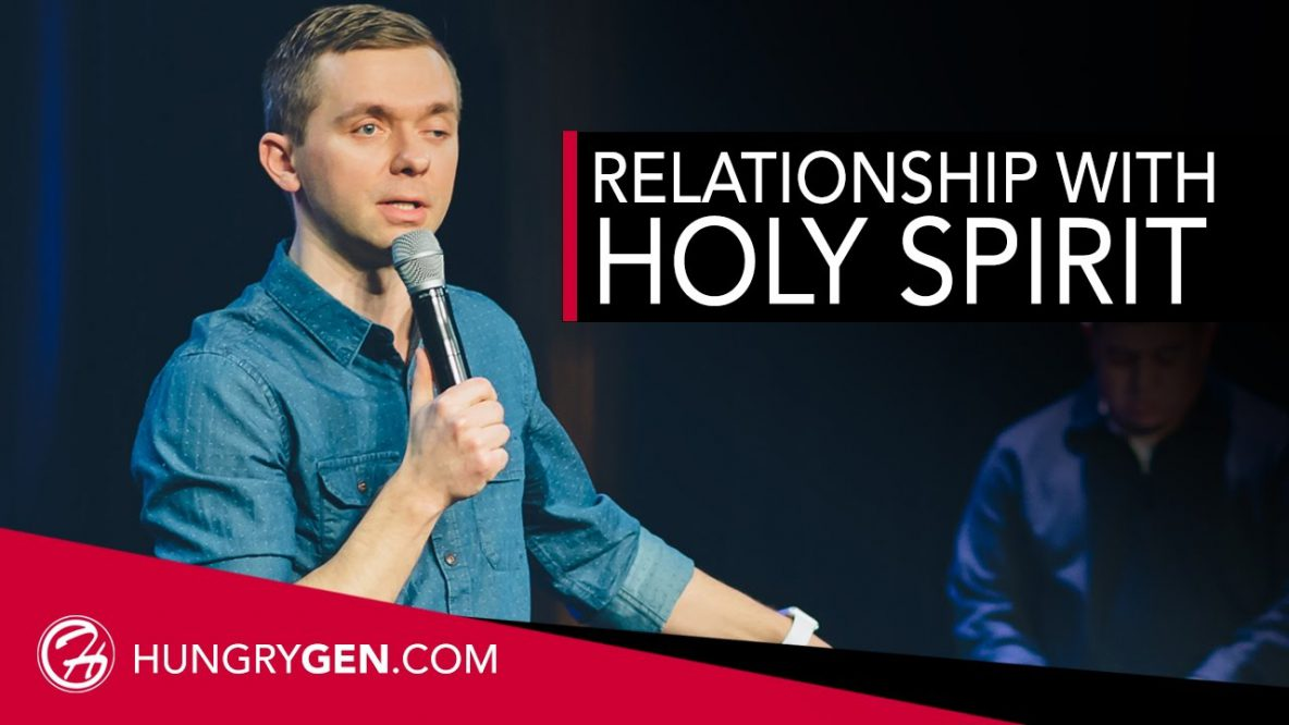 Relationship with the Holy Spirit
