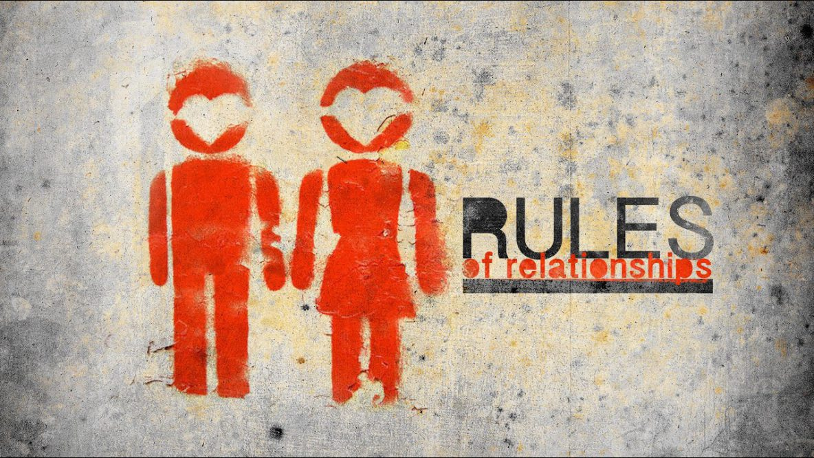 Rules for Relationship