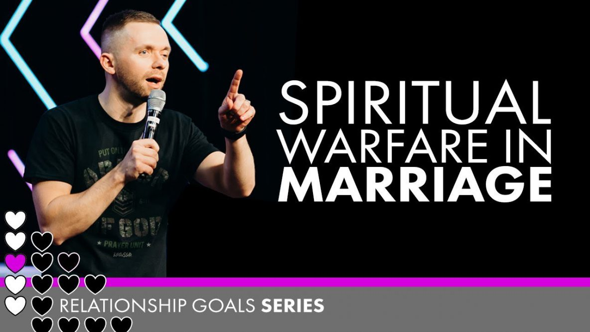 Spiritual Warfare in Marriage