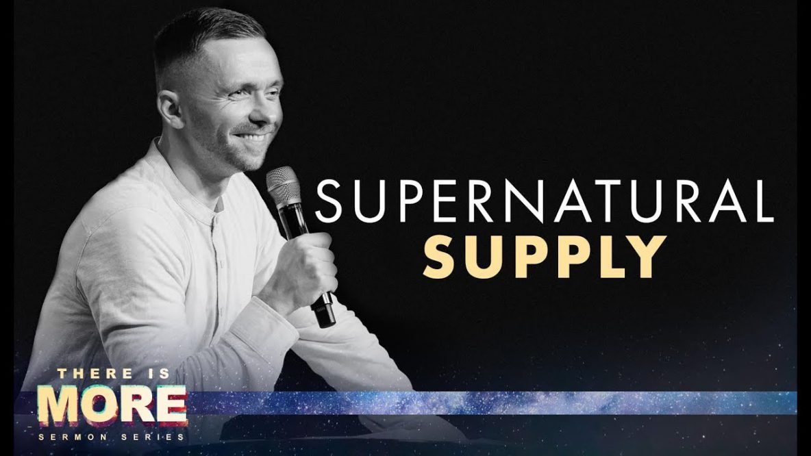 Supernatural Supply