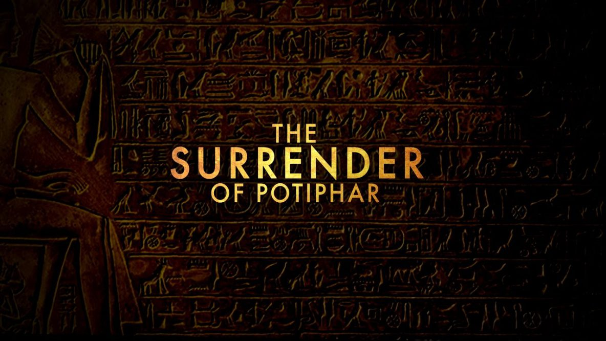 The Surrender of Potiphar