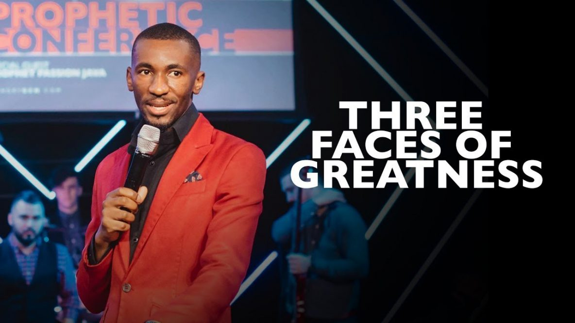 Three Faces of Greatness