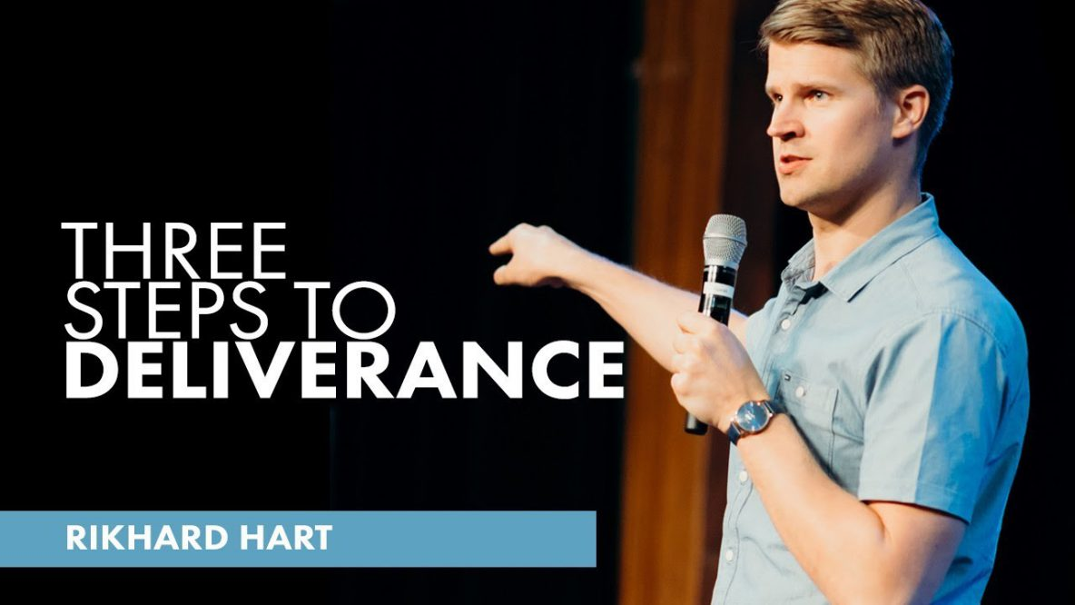 Three Steps to Deliverance