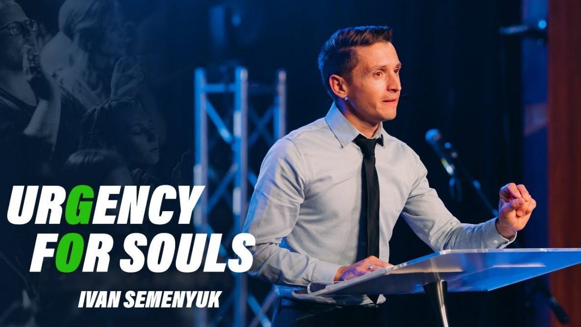 Urgency For Souls