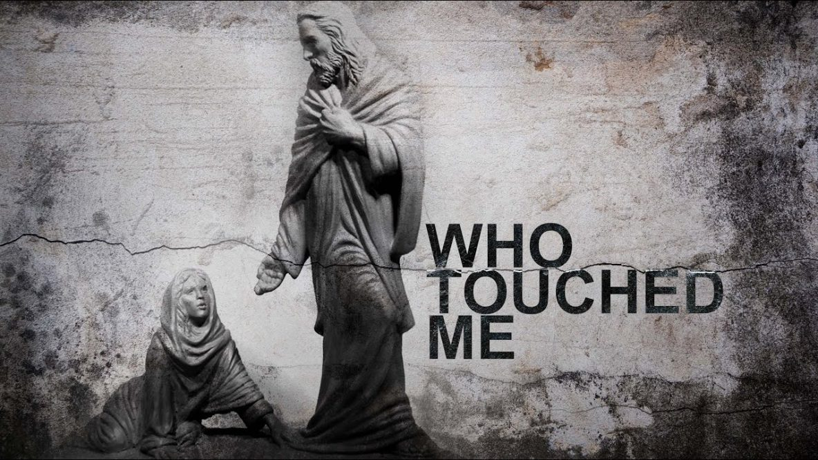 Who Touched Me