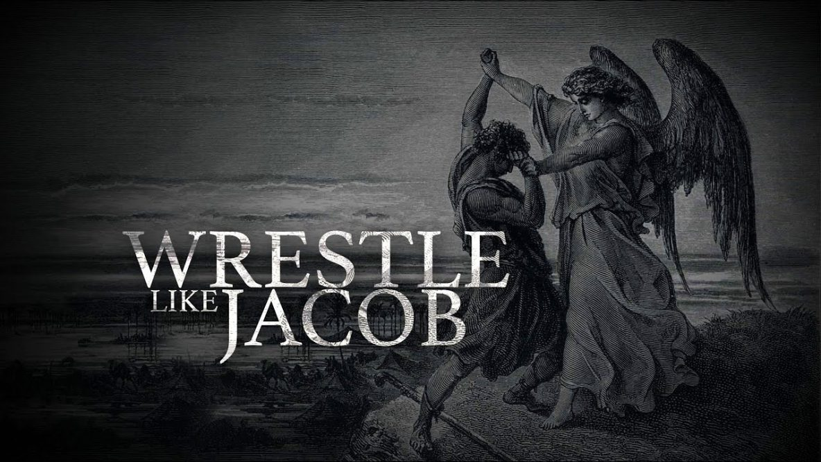 Wrestle Like Jacob